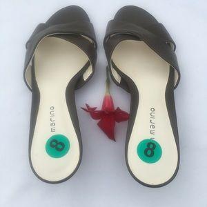 Ann Marino Women's Heel Slipper